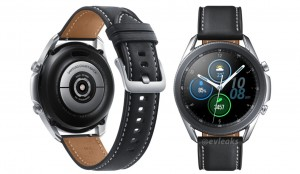 Samsung Galaxy Watch3 показали до релиза