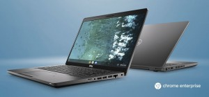 Dell представила ноутбук Latitude Chromebook Enterprise работающий на Chrome OS