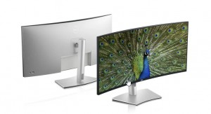 Dell представила UltraSharp 40 Curved WUHD