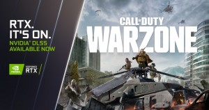 Технология NVIDIA DLSS добавлена в Call of Duty: Warzone