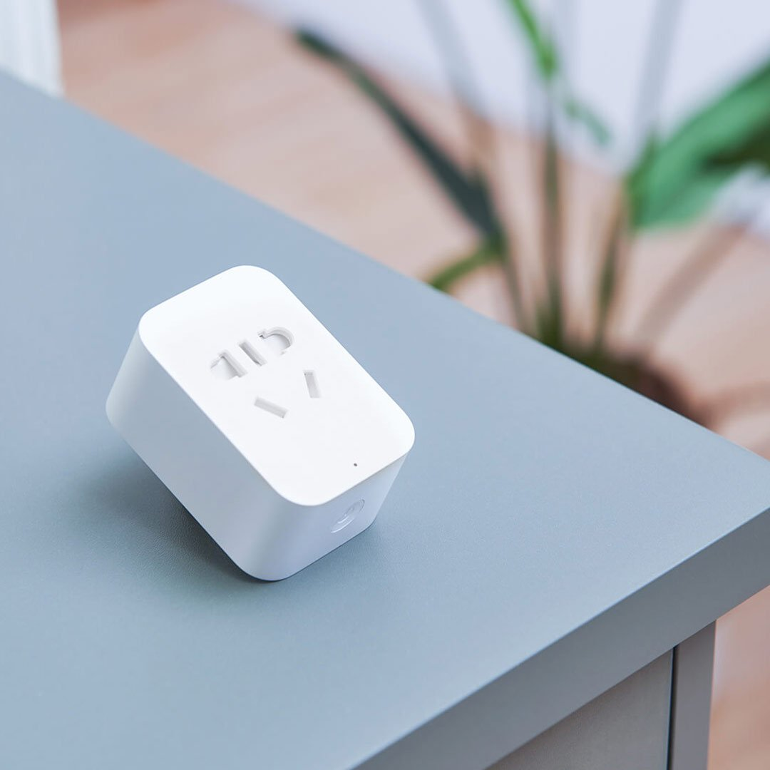 Представлена смарт-розетка Xiaomi Mijia Smart Socket 2 Bluetooth Gateway Edition