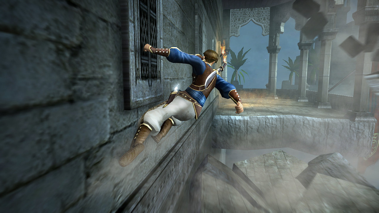 Ремейк Prince of Persia засветился в новом тизере Ubisoft Forward и на сайте Amazon